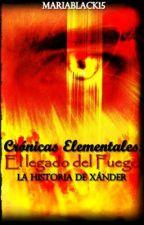 0,5.1 Crónicas Elementales: El legado del Fuego. © by SongBird_ofthe_End