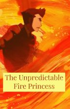 The Unpredictable Fire Princess [Mako x Reader][Legend of Korra] by MizzGinger