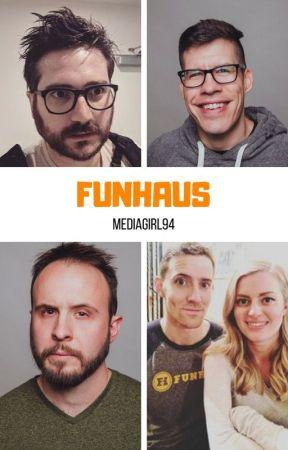Funhaus (Adam Kovic) - Social Media - Wattpad