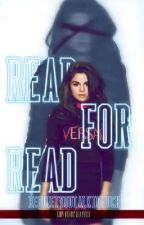 Read For A Read by bequietyoutalktomuch