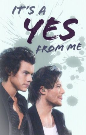 It's a Yes From Me // l.s. by xbeautifulstyles