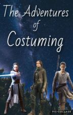 The Adventures of Costuming  by Kaila_Falcon