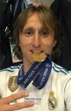 the luka modric book by lukitamodric10