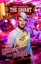 Escape the Night; A Fanfiction Book Two by Writer_Reader05