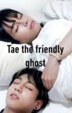tae the friendly ghost // vkook fanfiction by odetopiri