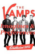 The vamps imagines and preferences by floralfangurl