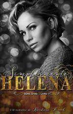 Simplesmente Helena - Livro 1 - Série Divas - DEMONSTRAÇÃO by BarbaraRicch2017