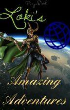 Loki's Amazing Adventure's by Pony_Stark
