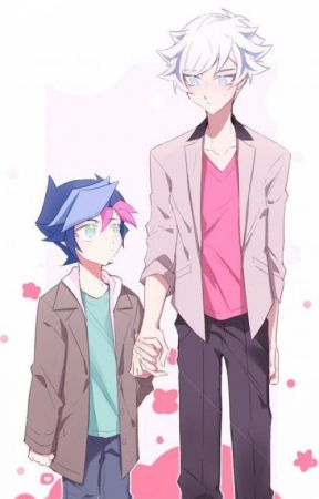 Arranged marriage?! Child YusakuxAdult Ryoken (Yu-Gi-Oh