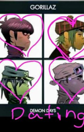 Gorillaz noodle dating