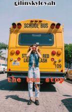 the bus stop (j.g)  by gilinskylovah