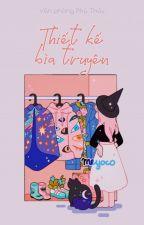 Dịch vụ thiết kế bìa truyện [Cửa Hàng Phù Thủy] by vanphongphuthuy