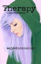 Therapy- Luke Hemmings by majesticnialler