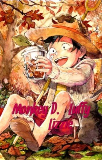 Monkey D Luffy Lizzie Wattpad