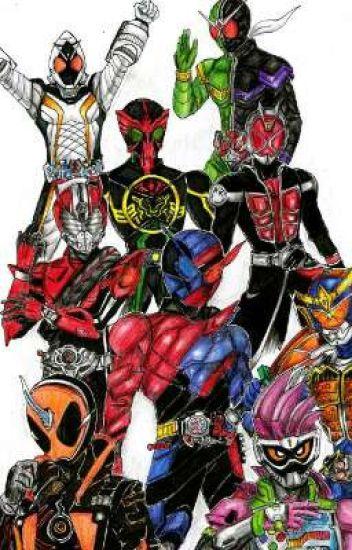 Kamen Rider: Heisei Finish! - Barry Allen snow - Wattpad