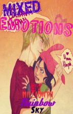 Mixed Emotions ~ Logan x Louise (Bob's Burgers) by MillionthRainbowSky