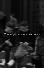 Truth or dare.|yoonmin by annylaa
