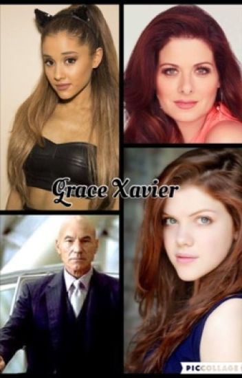The Story of Grace Xavier (X-Men fan fic)