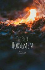 The Four Horsemen by shadowcat_