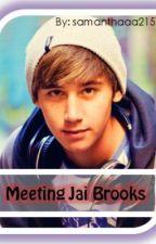 Meeting Jai Brooks - Janoskians Fan Fiction by samanthaaa215