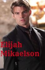 Elijah Mikaelson  by user57964188