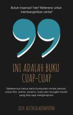 Ini Buku Cuap-Cuap by Kinudang_B