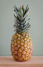 A Pineapple In The Dark by MariMerri