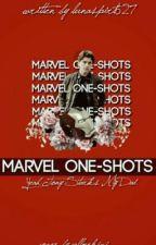 Marvel Oneshots (irondad & spiderson) by extragumyum
