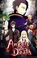 Angels of Death x Reader (Oneshots and Scenarios) by LilLadieee