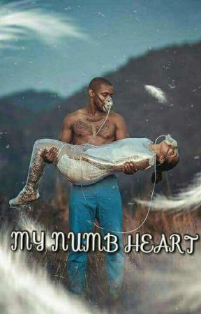 MY NUMB HEART by yvonnenezi8