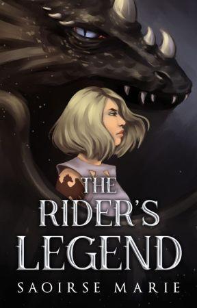 The Rider's Legend by SaoiMarie