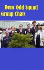 ODD SQUAD GROUP CHATS by Jiuen6194