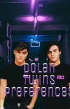 Dolan twins preferences  by niallmyboobear