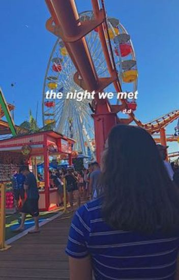 [the night we met] d.dobrik