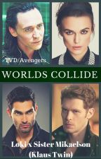 Worlds Collide (Tvd/Avengers) by insaneredhead