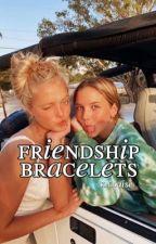 friendship bracelets ⇌ amybeth mcnulty by kieleighca