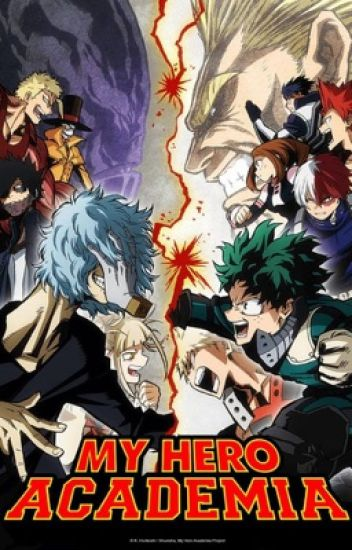 The Smoke Hero (My Hero Academia X Male Reader