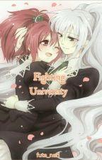 Fighting University (Futanari - Spg) by futa_nari