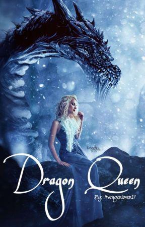 Dragon Queen by Avengerlover16