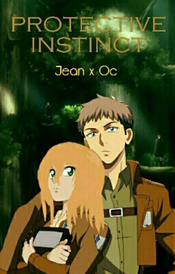 Protective Instinct || Jean x Oc || AoT