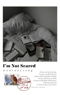 [Fanficgirl][lgl] I'M NOT SCARED