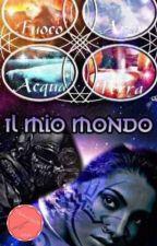 Il mio mondo ( Primo Libro sulla saga dei mondi paralleli) by Atena2602