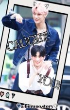 Caught You! {Binwoo} by AM by ai0mikami