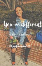 You're different ♕ Ybn Nahmir  by KayyThaWeird0