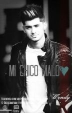 Mi chico malo ~ Zayn Malik y tu~One Shot by wendy2112
