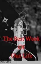 • The Best Week Of Our Life • Luka Modrić • by ellvixq
