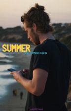 summer // lrh  by lukespetuniax