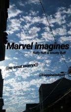 Marvel X Reader by fairygunpowder