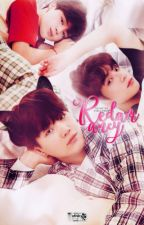 Redamancy | Yoonminkook (hybrid!au) by StellyBish