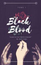 Black Blood by Manondpz29